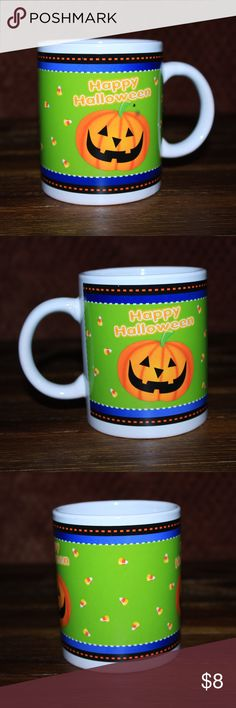 Coffee mugs Seasonal Halloween coffee mug, great condition ,no visible damages, no cracks or chips. Other