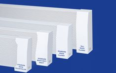 EZ Snap™ Covers are the strongest and thickest galvanized steel and epoxy powder coated replacement baseboard heater covers on the market. Baseboard Heater Covers, Baseboard Heaters, Diy Home Repair, House Repair, Painting Baseboards, New Bathroom Designs, Beautiful Homes, House Beautiful, Vent Covers