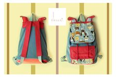 Noemi/dogs/handmade in Italy/for child/one piece/home fabrics/eco-leather,