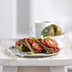 Italienisches Tomatenbrot Rezept   Weight Watchers