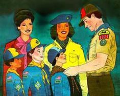 """""""Hundreds Of Memorable Ceremonies For Every Cubbing Occasion"""" Cub Scouts"""
