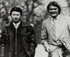 Два таланти ... Леонід Биков і Іван Миколайчук 1978 рік ., Ukraine, from Iryna