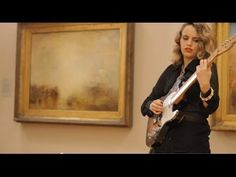 Anna Calvi Inspired by Peter Doig - YouTube