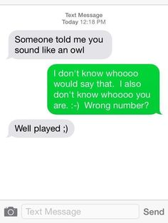 30 People Who Had The PERFECT Response To A Wrong Number Text.