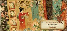 Repin our Bird Song Banner and win a 25 dollar Win-it-Before-you-Can-Buy-It prize package! Just repin and comment below and you could be our winner. You have until Sunday night, July 8 Midnight PST. Have fun!
