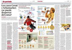Tipos de coma: caso de Schumacher y Cerati