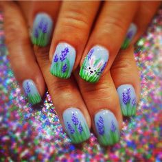 Photo taken by 1versatile_nailartist - INK361