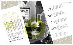 Ville de Rennes livret brochure graphiste mise en page