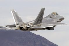 F-22 Raptor Based In Hawaii