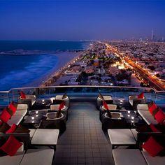 terrasse de palace, Dubai