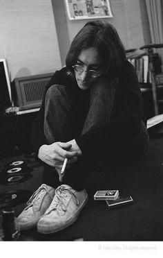 John Lennon. Copyright Yoko Ono