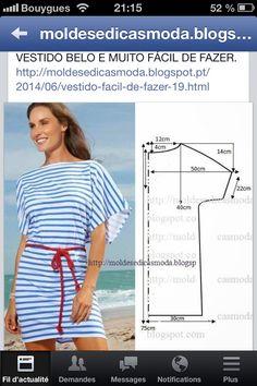 big size dress pattern
