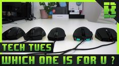 @Corsair @Razer #Razer #Corsair #CorsairGlavie #CorsairM65 #RazerMamha #RazerLanceHead #RazerDeathAddder #FPSGamingMouse #GamingMouse #Review #GamingHardware #TechTues  This is part of my Tech Tuesday Videos where each Tuesday I release videos Reviews Unboxing while giving my first impressions on how I find them taking a first look. Coming Soon are the Corsair Glaive Corsair M65 Pro Razer Mamba TE Razer DeathAdder Chroma Razer LanceHead TE…