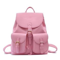 88c013d6b5 Girls Or Women s Faux Leather Backpack