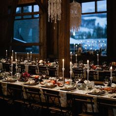 dark-and-moody-winter-foodie wedding  | photo by: @ourloveisloud