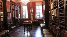 Rome, Italy. Keats-Shelley House.