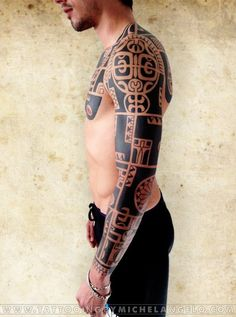 damian3 #tattoossamoantribal