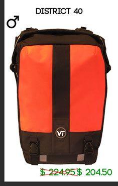 Velo Transit builds Waterproof Messenger Backpacks, Laptop Backpacks, Waterproof Panniers