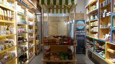 Biomercearia – loja ipanema   Renovar Arquitetura