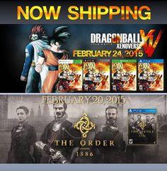 Tenemos más de 2000 juegos en la reserva, muchos juegos a la venta. Juegos nuevos cada semana, vaya a la sección de nuevo lanzamientos de nuestro sitio web y pre-ordénalo!  #mayorista #distribuidores #videojuegos #jogos #xboxone #xbox #xbox360 #ps3 #ps4 #playstation #psv #psvita #3ds #wii #wiiu  #mayoristadevideojuegos #distribuidoresdevideojuegos #ventasdevideojuejos #dragonballxv #residentevil #dragonballxenoverse #devilmaycry #dmc #revelations2 #zelda #dragonballz #theorder1886