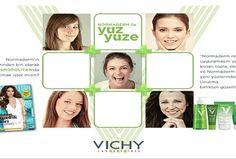 ♡ Vichy ♡  Bayisi olduğumuz Orjinal Vichy Ürünlerine  internet sitemizden ulaşarak, uygun fiyatlarla kampanyalarla ve vade farksız taksit  avantajlarından yararlanabilir Eczane Güvencesi ve Vichy Ürünleri Bayisi olma Garantimizle içiniz rahat sipariş verebilirsiniz.   http://www.dermobakim.com/vichy-urunleri  Eczaneden yeni tarihli ürünler ve aynı gün kargo imkanı