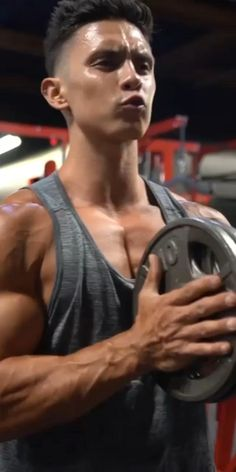 Gym Workout Chart, Gym Workout Videos, Gym Workout For Beginners, Workout Guide, Workout Songs, Workout Schedule, Fitness Workouts, Weight Training Workouts, Fitness Men