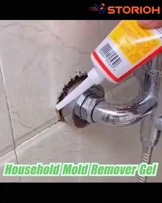 Home Cleaning Remedies, Diy Home Cleaning, Household Cleaning Tips, Deep Cleaning Tips, House Cleaning Tips, Diy Cleaning Products, Cleaning Hacks, Cleaning Supplies, Remove Mold Stains