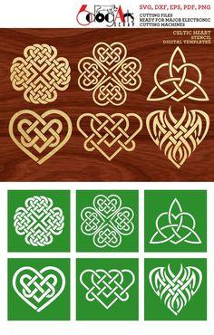Celtic Symbols, Celtic Art, Celtic Knot Meanings, Celtic Crafts, Celtic Dragon, Celtic Heart Knot, Celtic Knots, Celtic Knot Tattoo, Celtic Tattoos