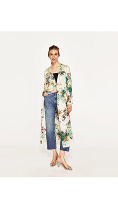 Long kimono - Zara ❤️