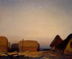 The Stars Coming Out, George Clausen (1852–1944); National Galleries of Scotland, Scottish National Gallery
