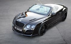 Bentley Continental GT Cabriolet #CarFlash
