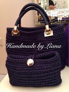 Bolso creado por Handmade by Lianna
