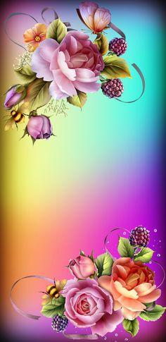 Rose Flower Wallpaper, Wallpaper Nature Flowers, Flowery Wallpaper, Flower Background Wallpaper, Beautiful Flowers Wallpapers, Beautiful Rose Flowers, Beautiful Nature Wallpaper, Butterfly Wallpaper, Flower Backgrounds