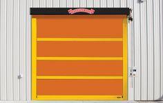 High Speed Fabric Doors 993
