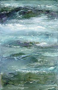MYSTIC SEA BY MAUREEN KERSTEIN