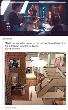 Lol, I noticed the poster the second time watching it....