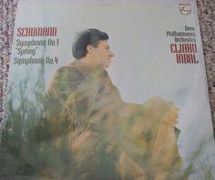 "Schumann  / Symphony No. 1 / New Philharmonia Orchestra / Eliahu Inbal / Sealed 12"" Vinyl LP Record #Classical #Music"