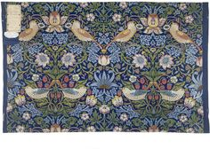 cotton textile circa 1880 from Victoria and Albert Museum in London