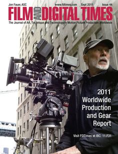 OConnor in Film and Digital Times