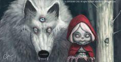 caperuza y lobo