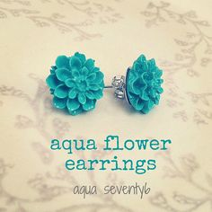 Adorable Earrings from Aquaseventy6