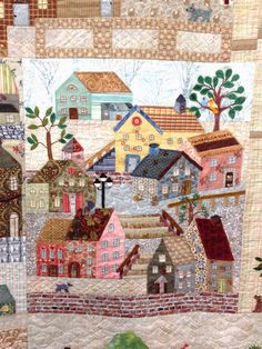 byannelize : Yoko Saito's Mystery Quilt - 50 Variations