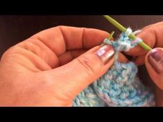Beautiful Reversible Squares Pattern 4 Scarf/Blanket/Dishcloth/Washcloth (4 Righties) - YouTube