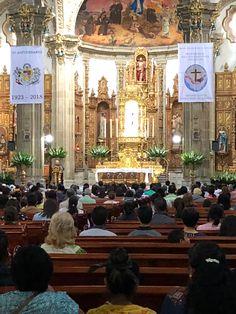 Church of San Juan Bautista, Coyoacán, Mexico City