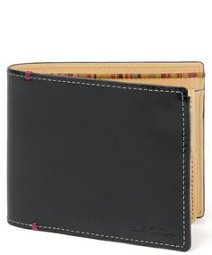 BRIDLE LEATHER WALLET & CARD CASE(財布)|Paul Smith(ポール・スミス)のファッション通販 - ZOZOTOWN