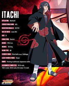 Itachi  Eu também sou de gêmeos