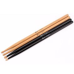 Fleet Drumstick 5A 7A Hickory Drum Sticks for Jazz Drum 5A Natural *** You can get additional details at the image link.Note:It is affiliate link to Amazon.