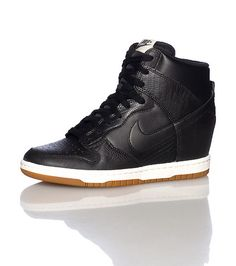 Air Force - Sneaker high - black/white/anthracite