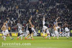 UEFA Europa League - Juventus Trabzonspor 2-0 (Forza ragazzi!)