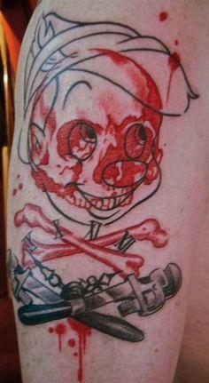 Tattoo (Post-modern/Avant-garde) | United Kingdom | Gumtree New Tattoo Styles, New Tattoos, I Tattoo, Pinocchio, Tattoo Master, Cool Tats, Tattoo Illustration, Little Tattoos, My Canvas